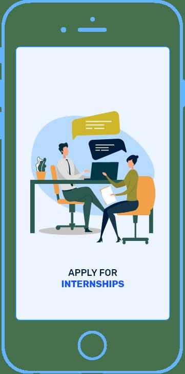 Apply for internship